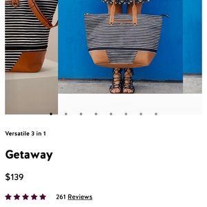 New Getaway Bag by Stella& Dot